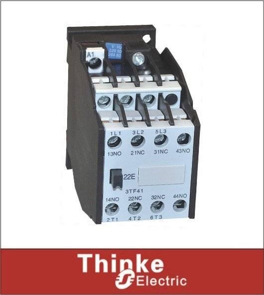 AC Motor Contactor Control   3TF-40 41