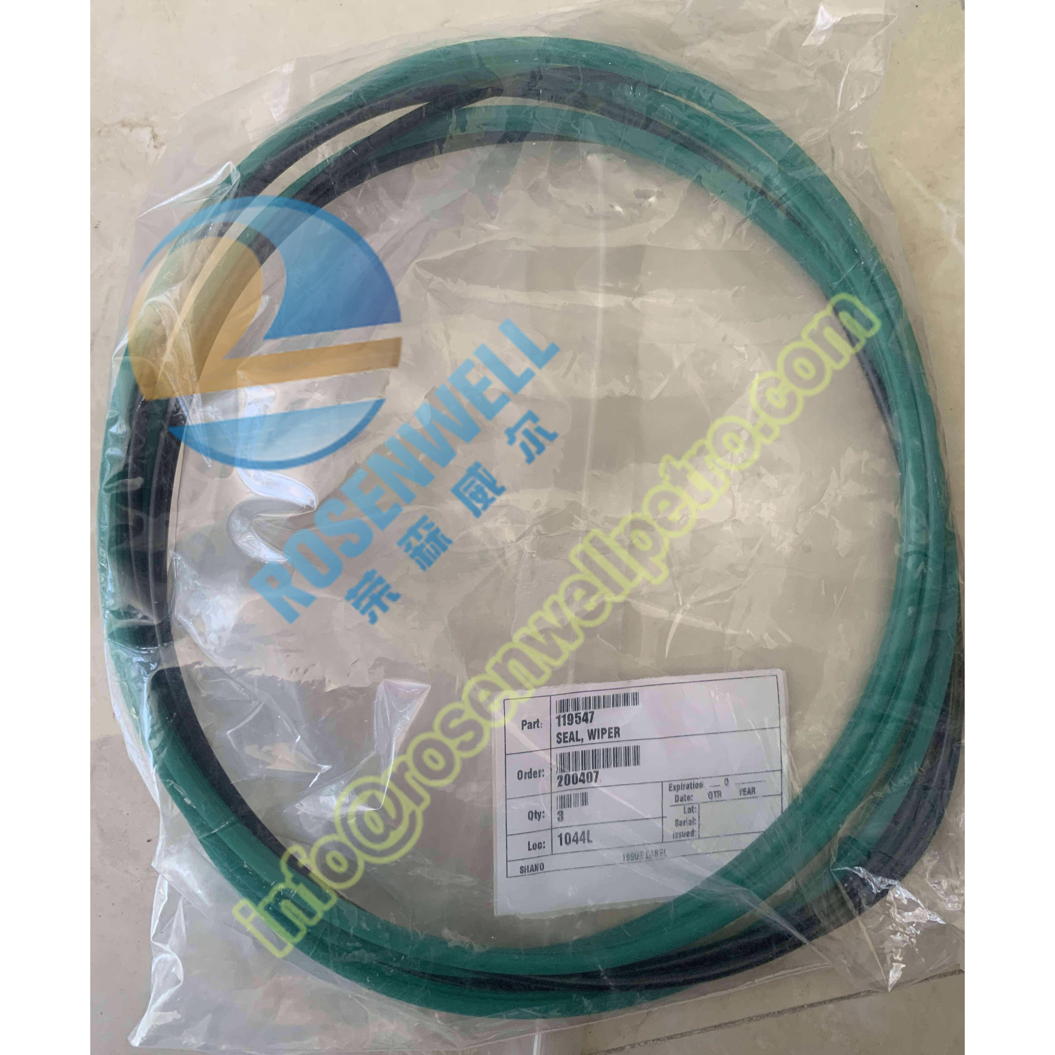 Nov Varco TDS High Quality GYLD RING ROTARY 11.50 ROD 30119143 For Top Drive