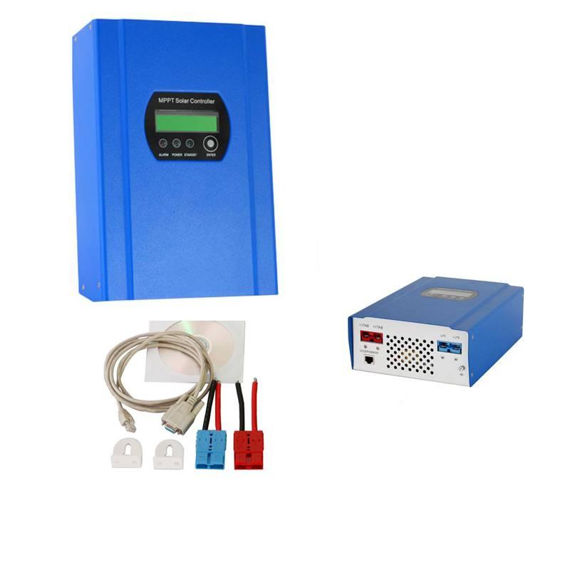 Intelligent Design 50 Amp 12 Volts 24 Volts 48 Volts Solar Charge Regulator for Solar Panel System