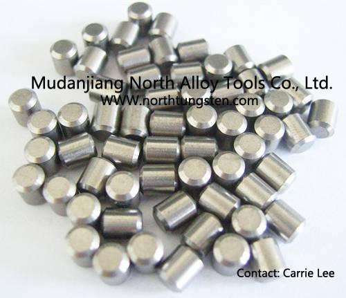 Tungsten cylinder