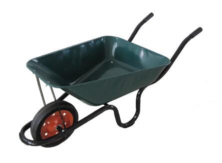 South Africa Model Solid Rubber Wheel Wb3800 Wheelbarrow