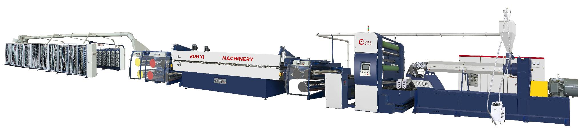 Tape Extrusion Machine for Jumbo Bag
