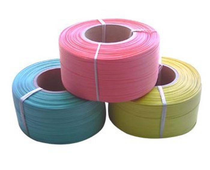 Clourful PP Plastic Packing Straps/Polypropylene Strapping Band/ industrial strapping