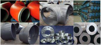 pipe fittings for oil and gas