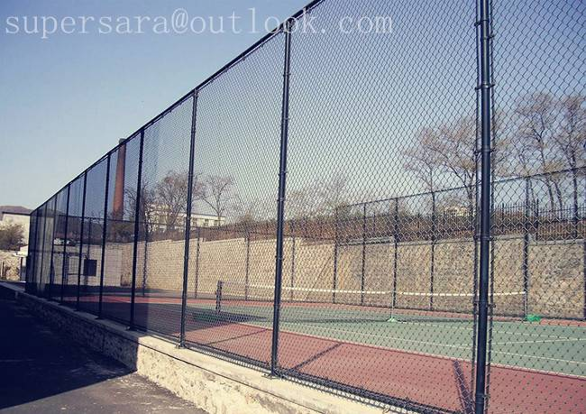 metal wire mesh fence netting