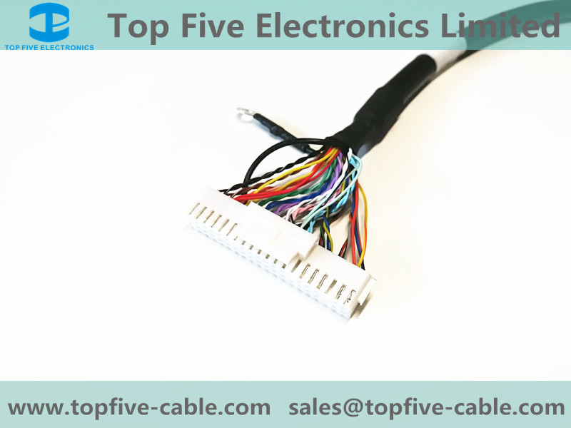 SMH200-40P UL20276 LVDS CABLE FOR INDUSTRIAL PC