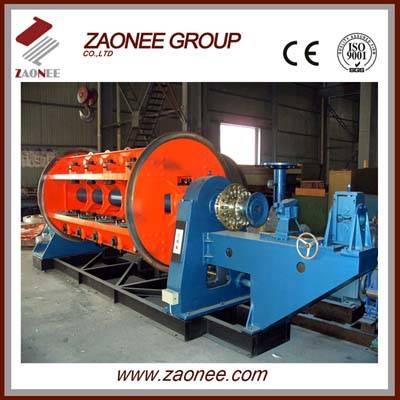 copper/cable wire stranding machine