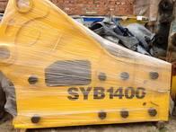 hydraulic rock breaker hammer SUNYOO SYB1400