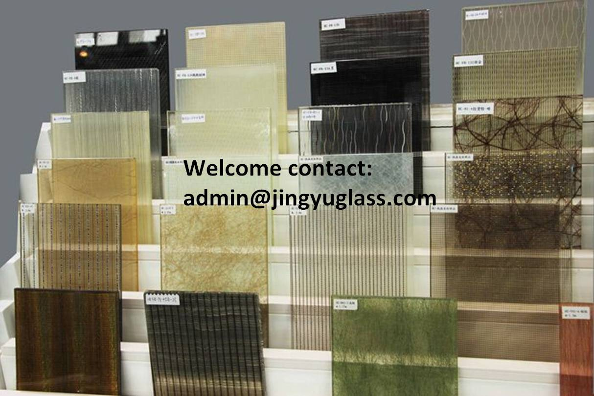 6mm,8mm,10mm Clear Obscure Wired Glass Price For Building Decoration