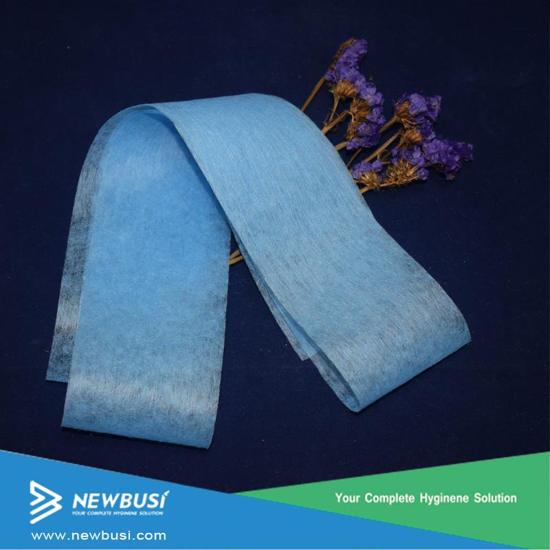 sanitary ADL material blue/green chip