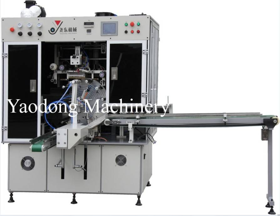 YD-HSA120C Single Color Automatic Hot Stamping Machine