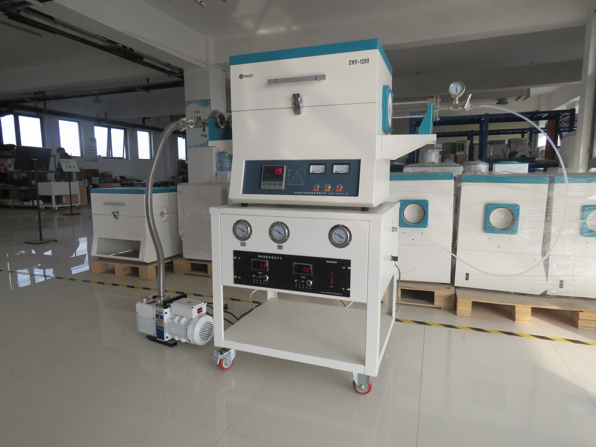 CVD system CVD equipment CVD furnace CVD machine