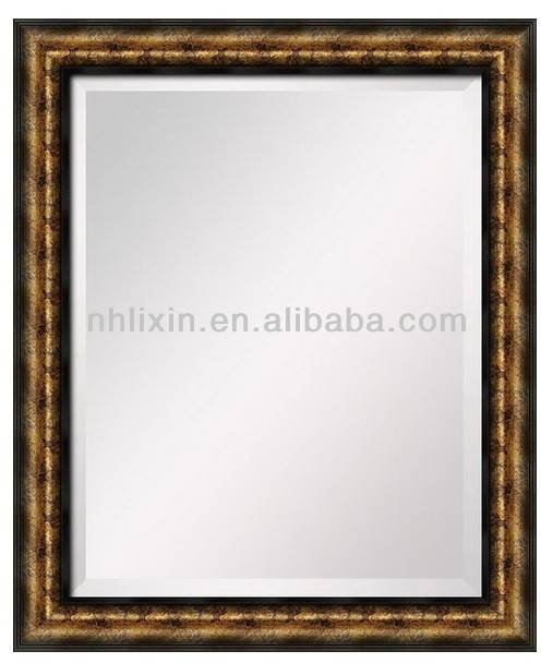 Fashional Modern Style Wooden/PS Framed Mirror