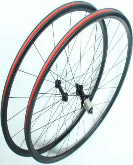 Carbon Fiber Wheel/Carbon Fiber Bicycle Wheel/Carbon Fiber Wheel Set(JXYD006)