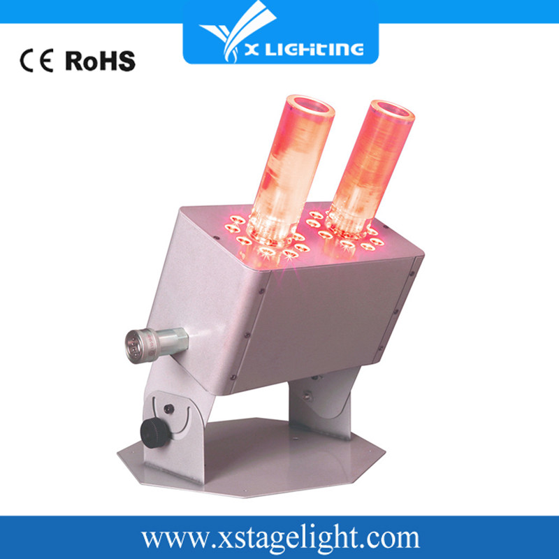 LED co2 jet machine light equipment dj