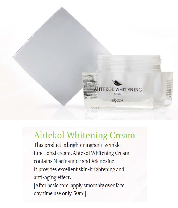 Ahtekol Whitening Cream