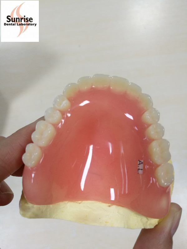 Dental Products--Full Denture