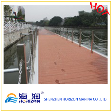 Normal Dock Stairs Aluminum Ladder Gangways for Floating Docks