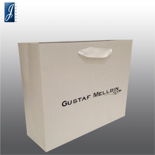 Customized medium gift bag for GUSTAF
