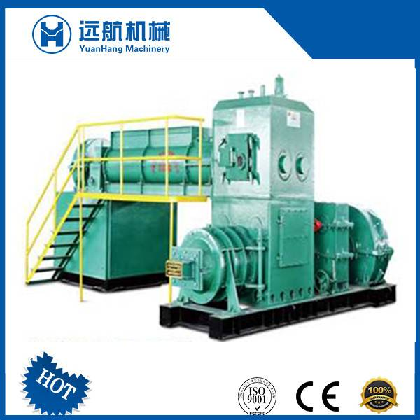 Good Quality and Low Cost Clay Brick Making Machine