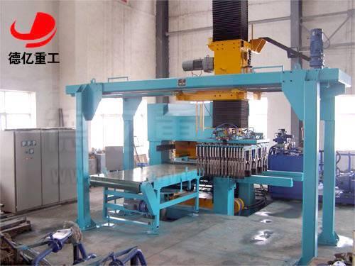 Lightweight Concrete Block Plant