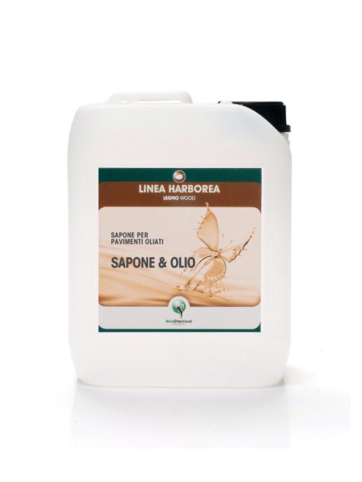 SOAP FOR OILED FLOORS - wooden floor soap