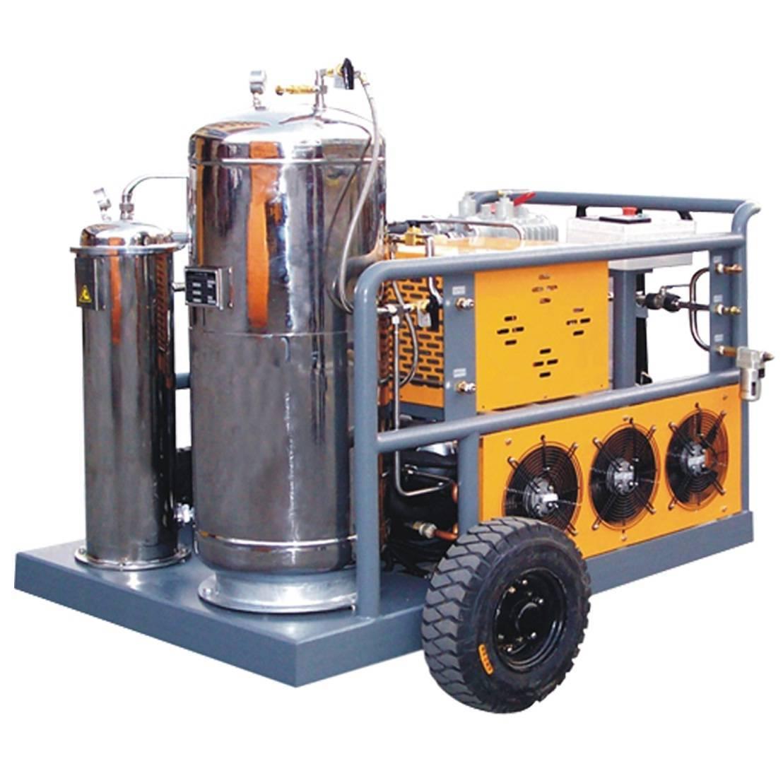 RF-120 Sulfur Hexafluoride(SF6) Recycling Device