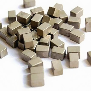 Tungsten Alloy (Wolfram) Cubes for Military