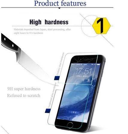 Anti-Scratch Tempered glass film for Iphone samsung