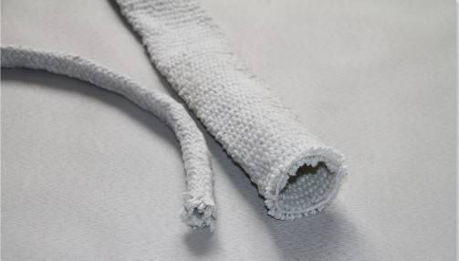 Ceramic Fiber Sleeving(SUNWELL CF103)