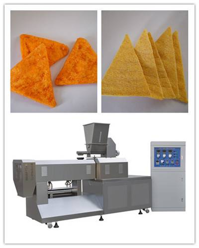 Doritos Process Line