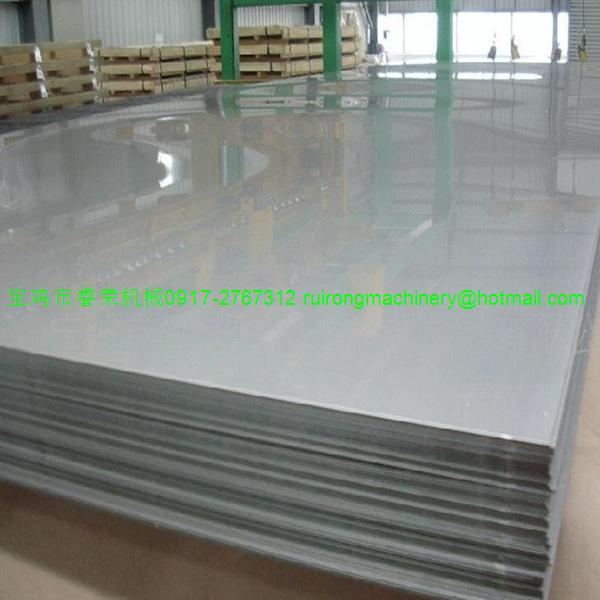 titanium sheet GR5 2.510002000MM