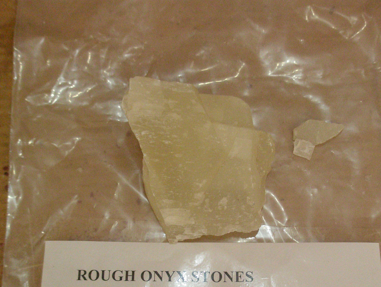 Rough Onyx Stones