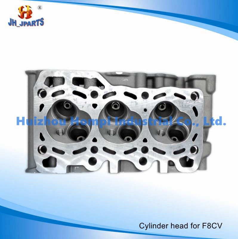 Auto parts Cylinder Head for Daewoo Matiz/Spark/Damas F8CV 96316210 11110-80d00-000