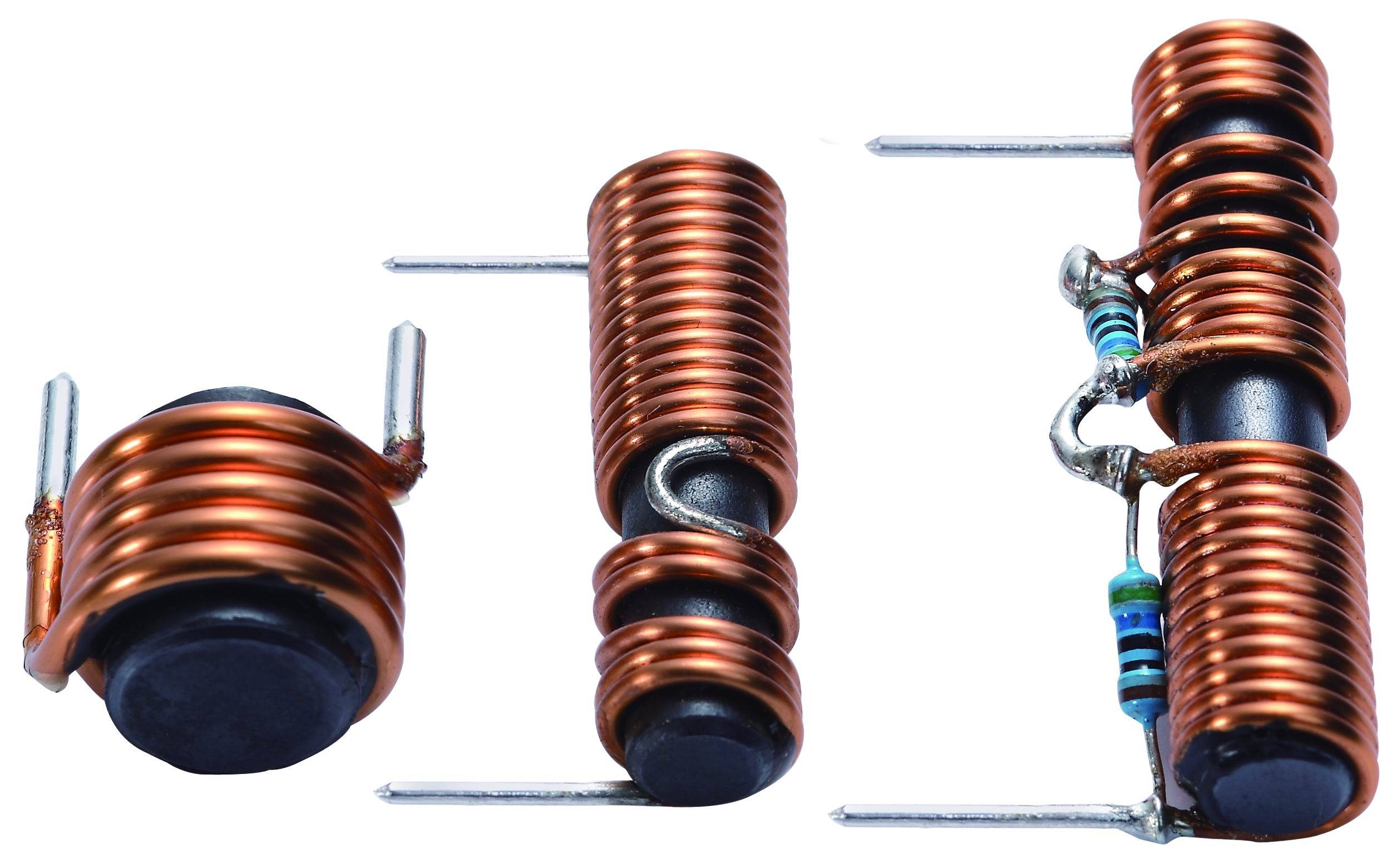 R-type ferrite core, inductor