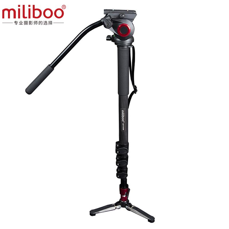 miliboo Professional Carbon fiberTripod Monopod DSLR Camera /Portable Camera Monopod Stand /better t