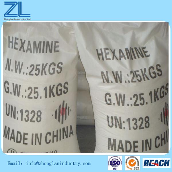 Hexamethylenetetramine