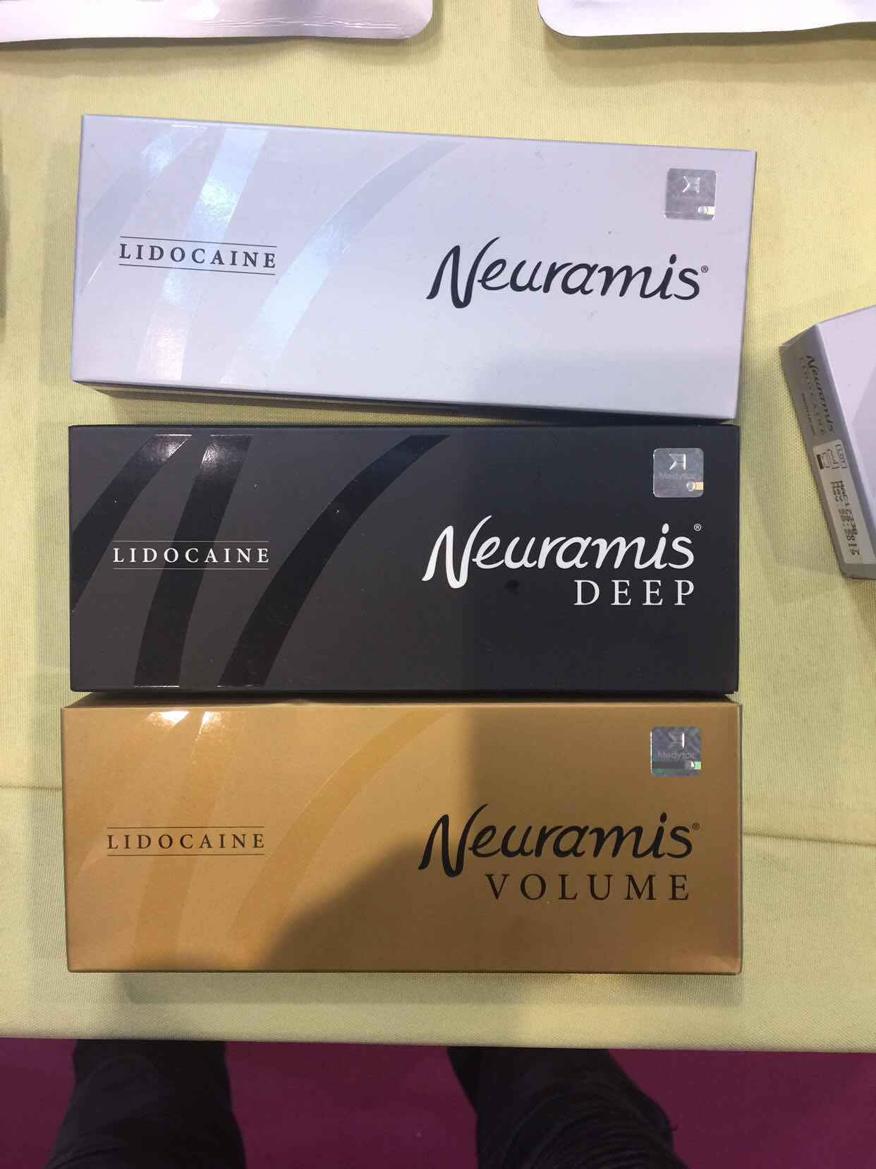 2017 Top Sale Hyaluronic Acid Neuramis Dermal Filler