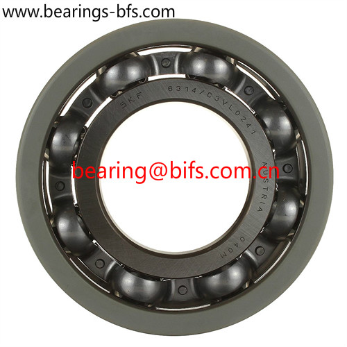 INSOCOAT deep groove ball bearings 6314/C3VL0241