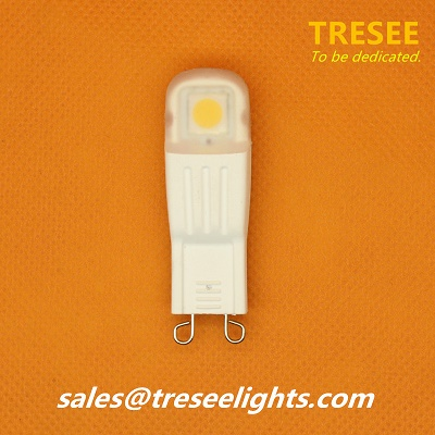 3.6W COB LED Bulb G9 Sockel Light Lamp CE UL for Halogen Replacement