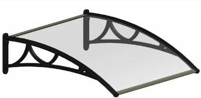 Door Canopy,DIY Awning,Window Awning,PC Canopy,shade,Vordach