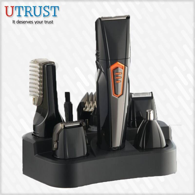 Beauty Professional 9 IN 1 grooming kit Rechargeable Hair And wireless hair trimmer