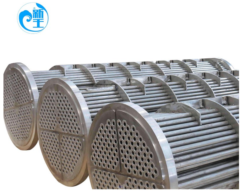 High precision customized super good shell and tube heat exchanger