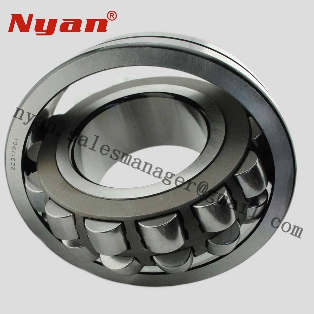 Excavator Bearings supplier manufacturer NYAN Bearing 22317bd
