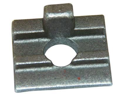 rail clip plate
