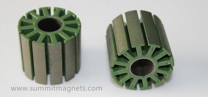 Neodymium Magnet Rotor Stator, Rotor and Stator,