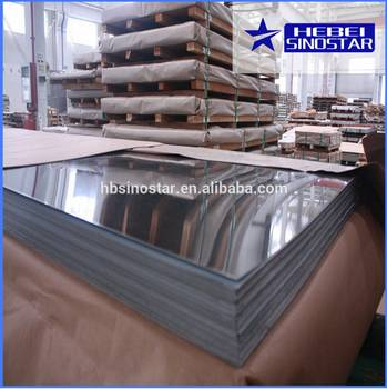 201/304/306/306l Stainless Sheets from China