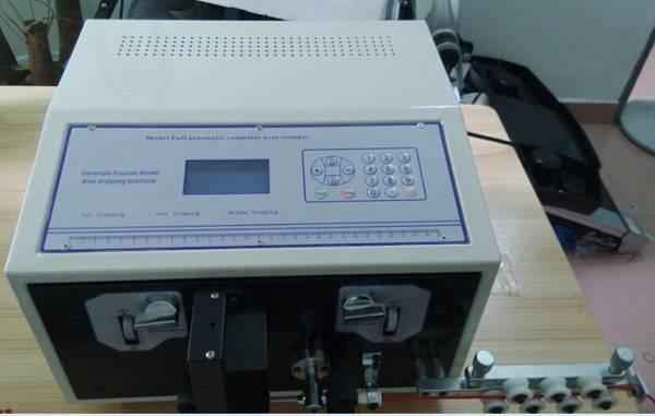 Automatic wire cut and strip machine JX-B04