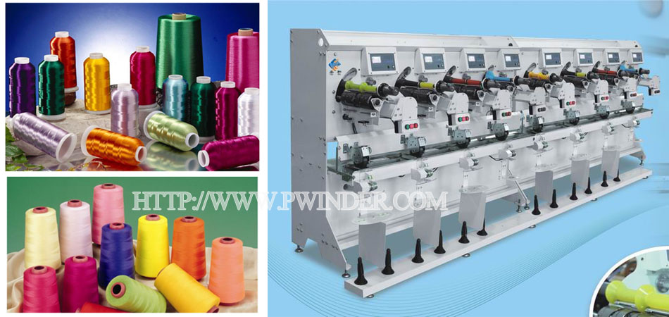 TH-15 High speed sewing thread winding machine