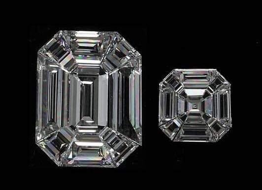 HPHT Pie Cut Diamonds